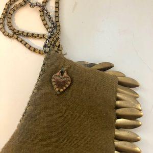 Stella & Dot Jewelry - Stella & Dot Pegasus necklace